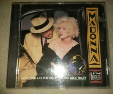 * DICK TRACY -  MADONNA -  SOUNDTRACK cd *RARE