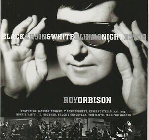 CD  ROY  ORBISON : BLACK & WHITE NIGHT