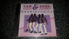 SAM & DAVE GREATEST HITS CD France That's Soul Issue RARE