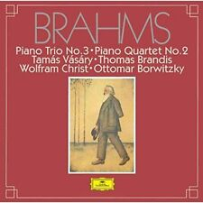 TAMAS VASARY...-BRAHMS: PIANO TRIO NO.3. PIANO QUARTET NO.2-JAPAN SHM-CD D20