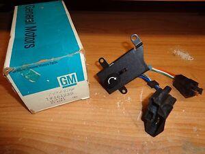 NOS GM 1977-1980 Chevrolet Monza Vega Pulse Delay Windshield Wiper Switch