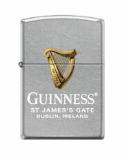 Sweet Guinness Beer St James Gate Zippo Lighter
