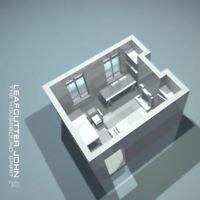 LEAFCUTTER JOHN the housebound spirit (CD, album) IDM, musique concrete, glitch,
