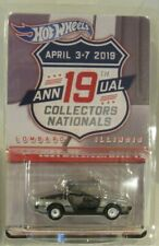 Hot Wheels Nationals/Convention 19th After Dinner '81 Delorean DMC-12 Only 4000