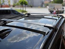 PEUGEOT PARTNER TEPEE LOCKABLE BLACK CROSS BAR RACK 2008 ONWARDS 75 KG CAPACITY