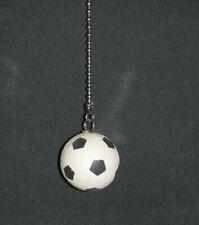 5 Large Soccer Ball Charm Pendants 3D Resin Large Size K246