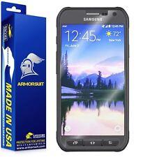 ArmorSuit MilitaryShield Samsung Galaxy S6 Active Case Friendly Screen Protector