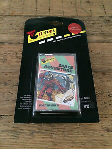 Space Adventure for BBC B - Factory Sealed CIB/OVP