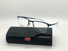 Carrera CA6661 VBM  BLUE 52-20-145MM STAINLESS STEEL Eyeglasses /Case+cloth
