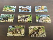 Solomon Isl Dinosaurs Stamps 2006 Mnh Iguanodon Diplodocus Pteranodon (bb321)