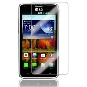 Skinomi Ultra Clear Shield Screen Protector Film Cover Guard for LG Mach LS860