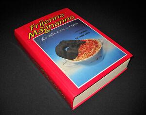Le ricette di FRIJENNO MAGNANNO 1977 De Crescenzo (cucina napoletana) OTTIMO