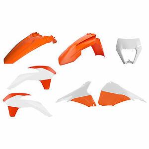 Polisport Complete Plastic Kit Set OEM  90878