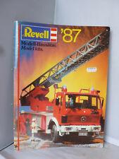Revell Model Kits Illustrated Catalogue 1987