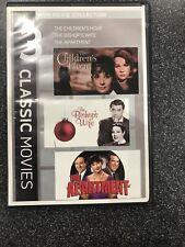 3movie B&W Dvd Children's Hour,The Bishop's Wife,The Apartment,Audrey Hepburn