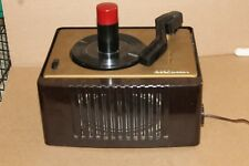 RCA Model 45-EY-2 Record Player 45 RPM Parts or Repair