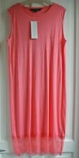 New French Connection wms/teens  Dress Pink size 14