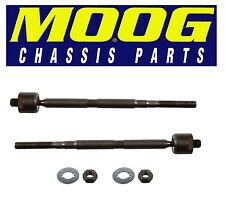 For Suzuki SX4 07-13 Pair Set of 2 Front Inner Steering Tie Rod Ends Moog