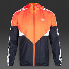 adidas Originals Colorado Windbreaker Jacket Solar Red Large