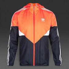 adidas Originals Colorado Windbreaker Jacket Solar Red Large