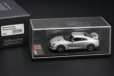 Last One -- NISSAN GT-R R35 ULTIMATE SILVER  -- HPI 1/43 #8404 RESIN