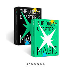 TXT THE DREAM CHAPTER : MAGIC 2 Set CD+P.Book+ID Pad+Sticker+Glasses+Poster Kpop