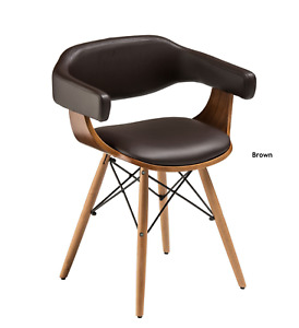 Contemporary Vegan Leather chair