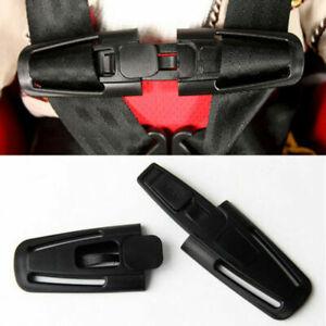Car Seat Belt Lock Buckle Safety Clip Safe Toddler Strap Baby Kid Child Children