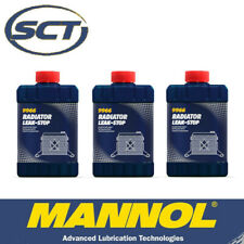 Mannol - Radiator Leak Stop - Sealer Sealant Stop Leak - 325ml x3