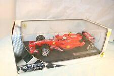 Hotwheels F1 Ferrari F2007 Kimi Raikkonen MARLBORO DECALS 1:18 MIB SCARCE