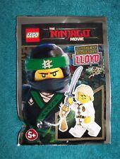 Lego The Lego Ninjago Movie Lloyd Polybag Set 471701 BNSIP