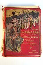 Antique Jean Tapin Histoire D'une Famille De Soldats 1re Periode 1792-1830 Book