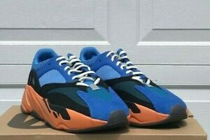 Adidas Yeezy Boost 700 Bright Blue 2021 GZ0541 Size 10.5