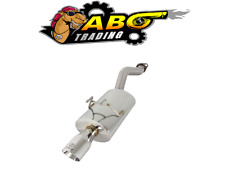 aFe For 12-15 Honda Civic L4 1.8L Takeda Exhaust 304SS Axle-Back Tip - 49-36603