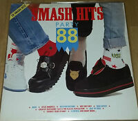 Smash Hits 88,Various Artists,Pre Owned Vinyl,Very Good Condition