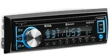 NEW Car Audio CD Head Unit.Receiver.SingleDin.Bluetooth.MP3.Marine.USB Input.