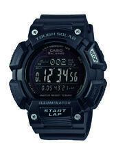 Casio Uhr Digital STL-S110H-1B2EF Tough Solar Herren Schwarz Auslaufmodell -20%
