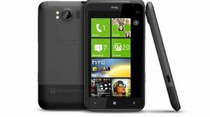 HTC TITAN WINDOWS MOBILE PHONE - UNLOCKED WITH NEW HOUSE CHARGAR AND WARRANTY