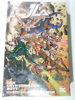 JLA JUSTICE LEAGUE AMERICA Der kryptonische Gott ( Panini Hardcover ) NEUWARE