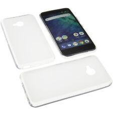 Funda para HTC U11 Life Funda protectora de móvil TPU GOMA FUNDA TRANSPARENTE