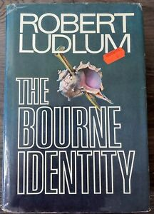 THE BOURNE IDENTITY - First Edition (Fifth Impression) ISBN 0399900705 1980 HC