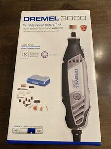 Dremel 3000N18 120V Variable Speed Rotary Tool