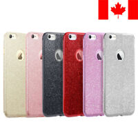 SHINY GLITTER SOFT CASE COVER FOR APPLE IPHONE 6 & IPHONE 6S