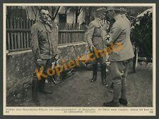 K.u.K. Kaiserjäger Patrouillenritt totes Pferd Sanitäter 2. Isonzoschlacht 1915!