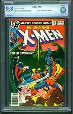 X-Men #115 (1978) CBCS Graded 9.8 ~ John Byrne ~ Terry Austin ~ Not CGC