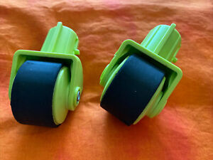 Chicco Infant Walker Replacement Part Back Wheels