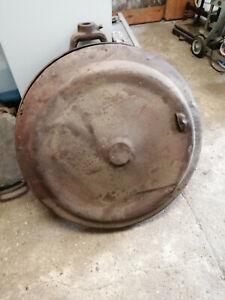 Lanz Bulldog Nachkrieg Originale Schwungradabdeckung für 10-L-Bulldog