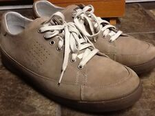 FITFLOPS MEN'S BROWN SUEDE LACE UP OXFORDS SHOES SIZE 13