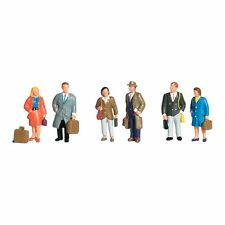 Painted Professionals (OO/HO figures x 6) Woodland Scenics A1835 - free post