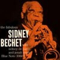 Sidney Bechet - Fabulous Sidney Bechet (NEW CD)